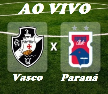 Vasco e Paraná