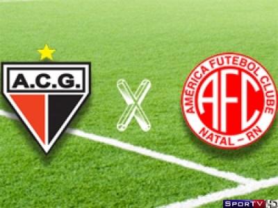 Atlético-GO e América-RN
