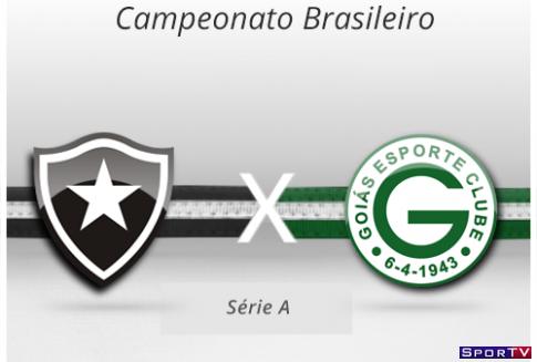 Botafogo e Goiás