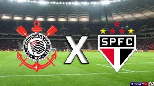 Corinthians e São-Paulo