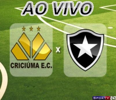 Criciúma e Botafogo