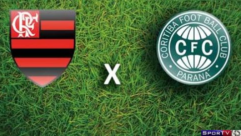 Flamengo e Coritiba