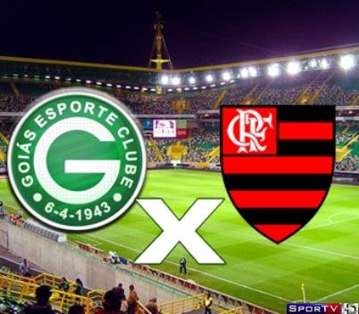 Goias e Flamengo