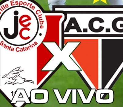 Joinville e Atlético-GO