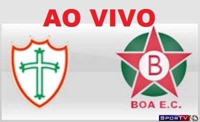 Portuguesa e Boa Esporte