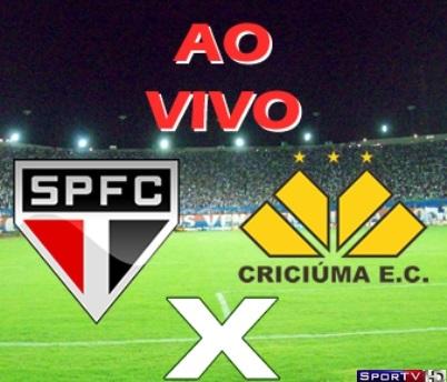 São Paulo e Criciuma