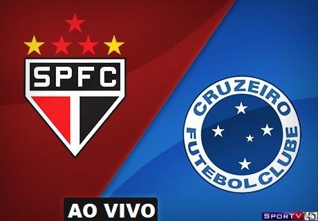 São Paulo e Cruzeiro