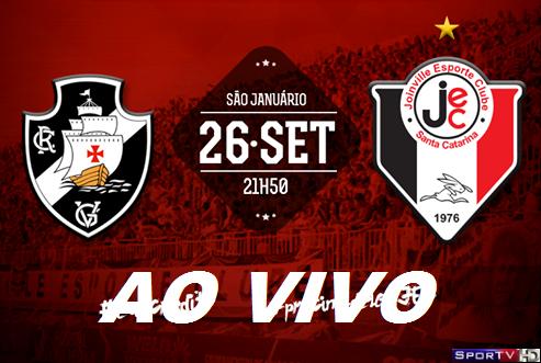 Vasco e Joinville