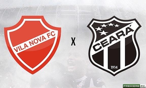 Ao vivo – Vila Nova e Ceará – Campeonato Brasileiro Série B 2014