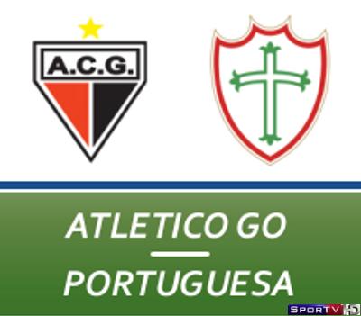 atletico-go e portuguesa