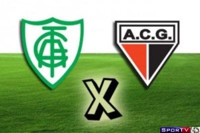 America-MG e Atlético-GO