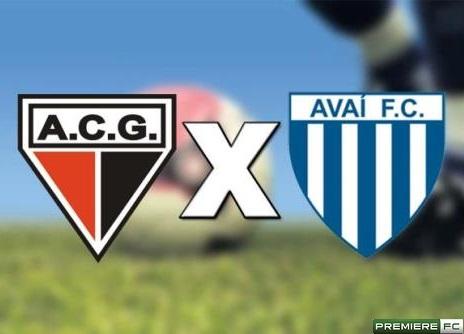 Atlético-Go e Avaí