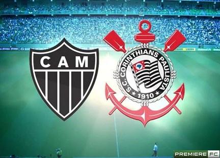 Atlético-MG e Corinthians