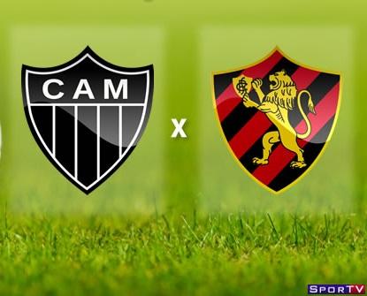 Atlético-MG e Sport