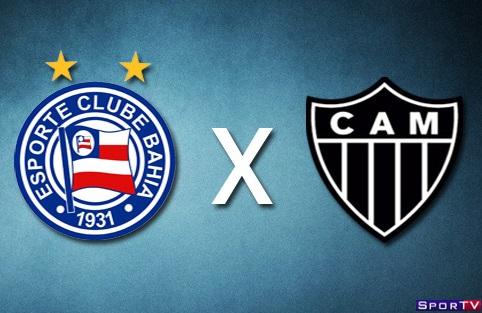 Bahia e Atlético-MG