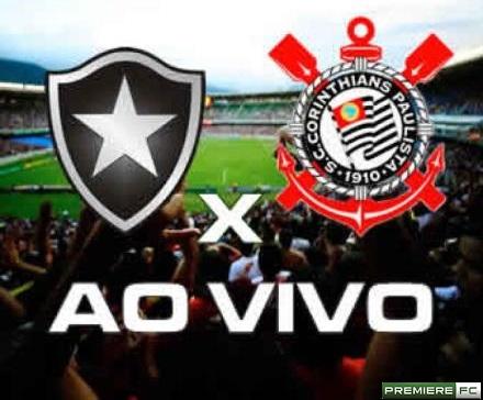 Botafogo e Corinthians