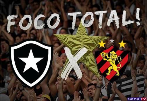 Botafogo e Sport
