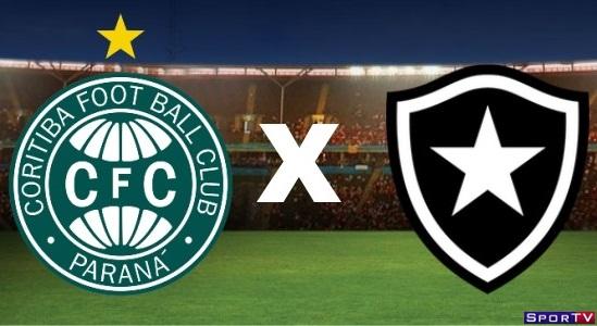 Coritiba e Botafogo