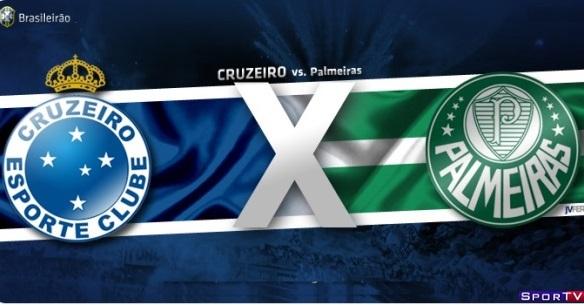Cruzeiro e Palmeiras