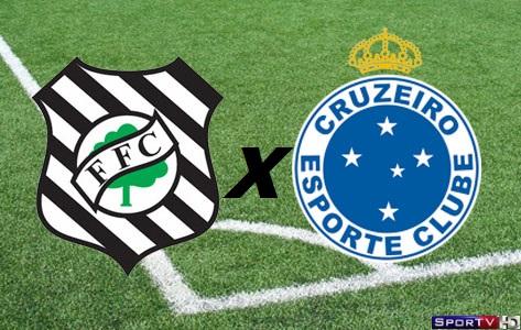 Figueirense e Cruzeiro