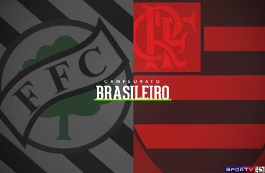 Figueirense e Flamengo