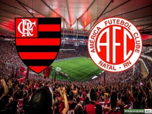 Flamengo e América-RN