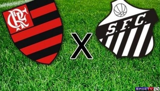 Flamengo e Santos
