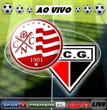 Náutico e Atlético-GO