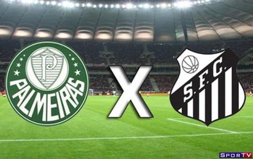 Palmeiras e Santos
