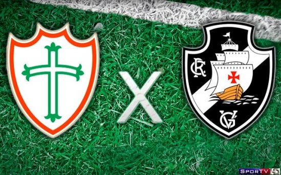 Portuguesa e Vasco