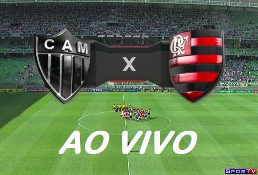 Atlético-MG e Flamengo