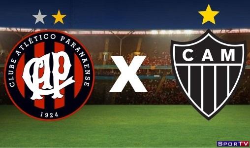 Atlético-PR e Atlético-MG