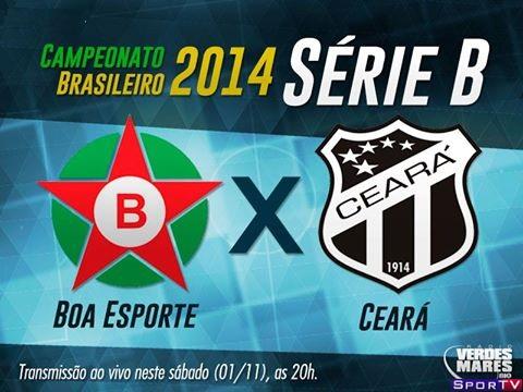 Boa Esporte e Ceará