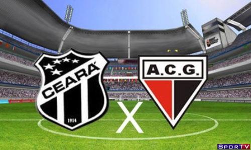 Ceará e Atlético-GO