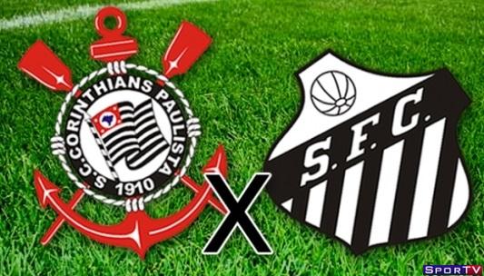 Corinthians e Santos