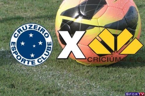 Cruzeiro e Criciuma