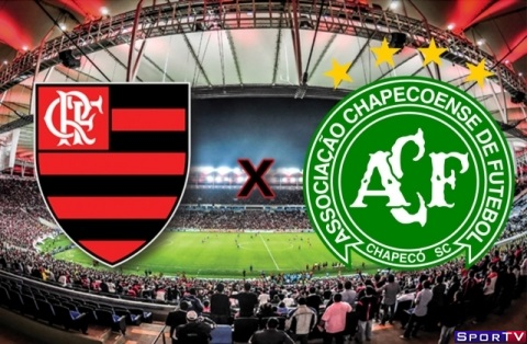 Flamengo e Chapecoense