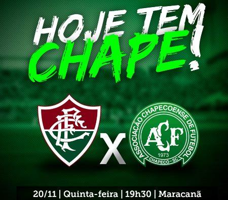 Fluminense e Chapecoense