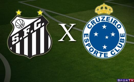 Santos e Cruzeiro