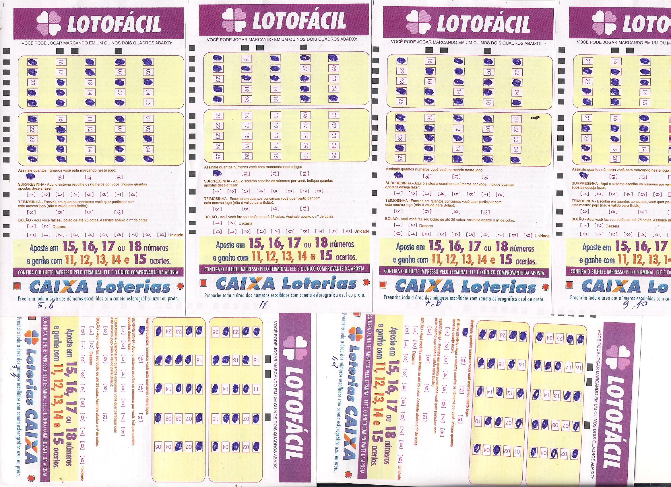 Resultado Lotofácil Confira os números do concurso Lotofácil 1619