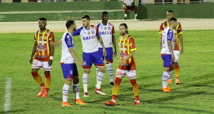 Bahia x Juazeirense