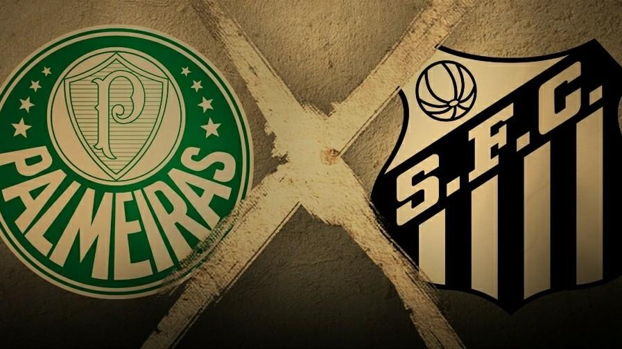 Palmeiras x Santos assistir