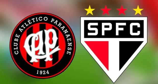 Transmissão Atlético-PR x São Paulo ao vivo