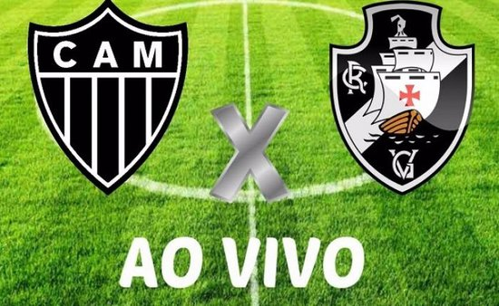 Atlético-MG x Vasco ao vivo