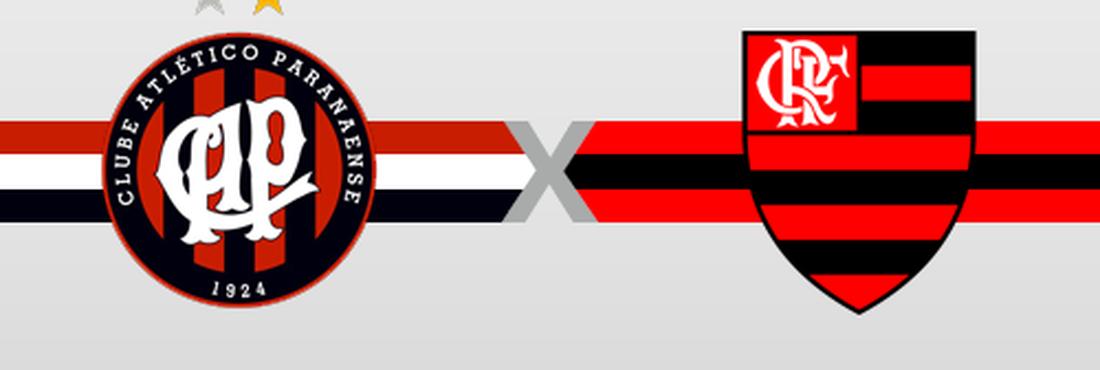 Atlético-PR x Flamengo ao vivo