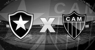 Botafogo x Atlético-MG ao vivo