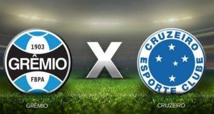 Grêmio x Cruzeiro ao vivo