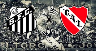 Independiente x Santos ao vivo
