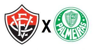 Vitória x Palmeiras ao vivo