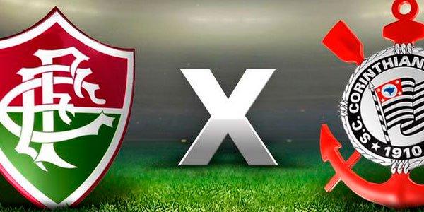transmissao Fluminense x Corinthians ao vivo